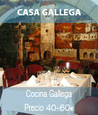 Restaurante Casa Gallega Madrid